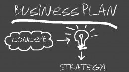rédaction d'un business plan